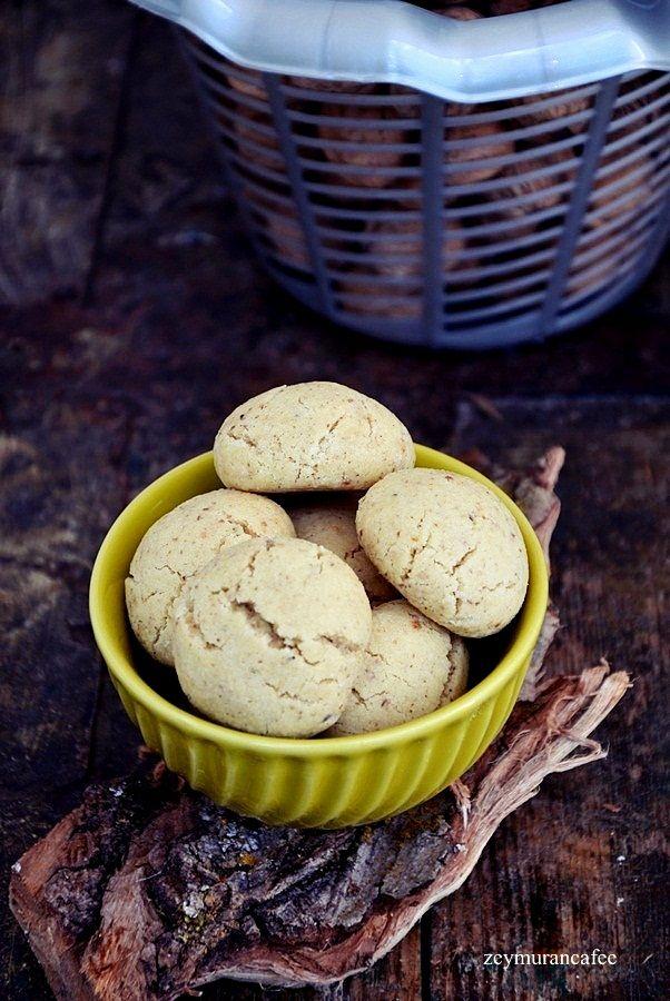 cevizli kurabiye yapılışı