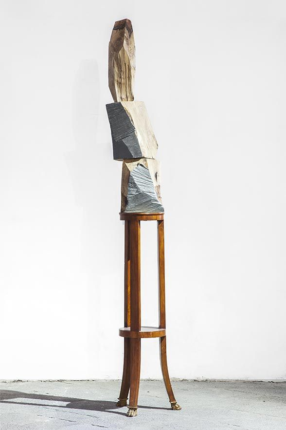 Jimmie Durham The Forest and Brancusi