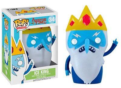 Adventure Time Ice King Pop! Vinyl Figure