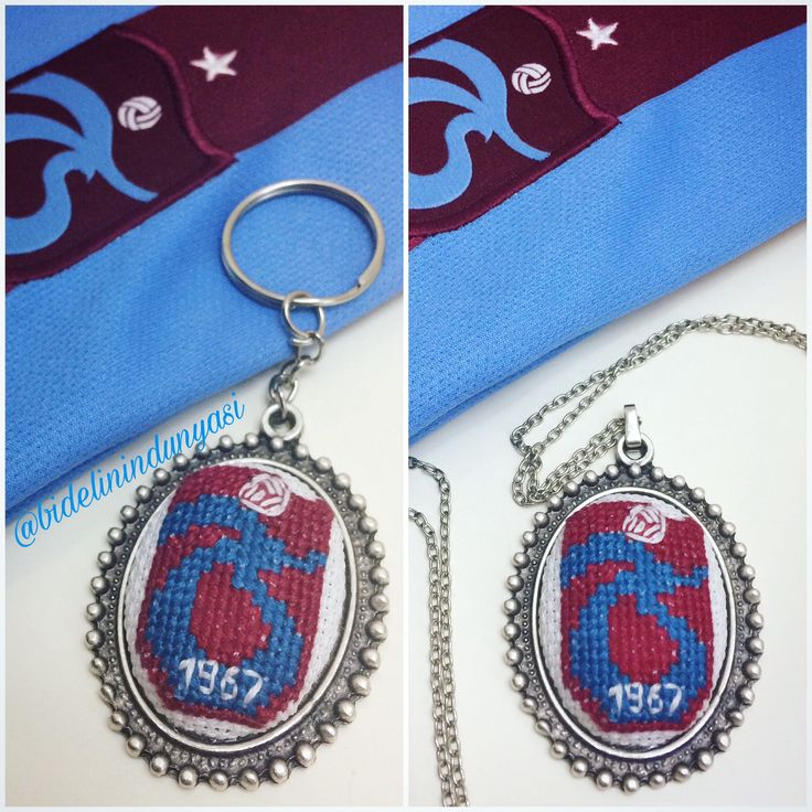 Trabzonspor anahtarlık ❤️💙