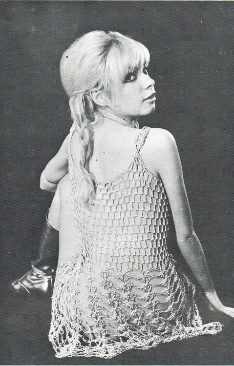 Ingrid steeger vintage