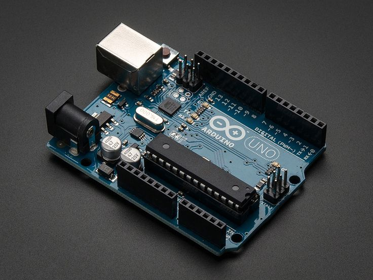 Arduino Uno R3 (Atmega328 - assembled) (from_adafruit)