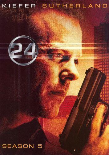 24: Season 5 [7 Discs] [DVD]