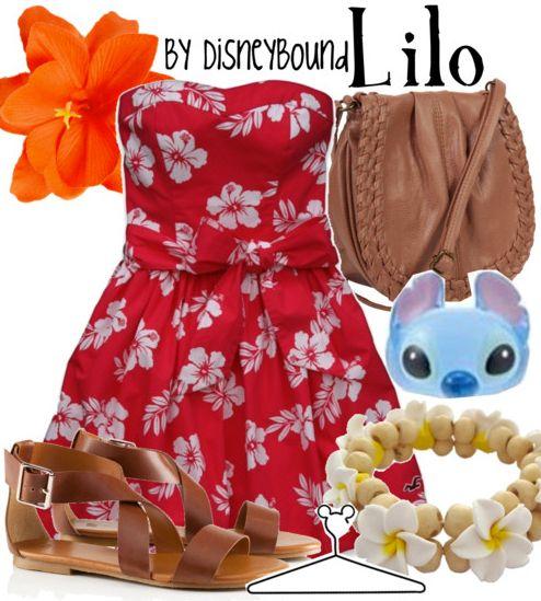 cute dress...shoes gotta go
