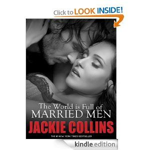 95 best book connection images on pinterest kindle jackie amazon the world is full of married men ebook jackie collins fandeluxe PDF