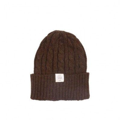 Norwood postmark cable knit toque