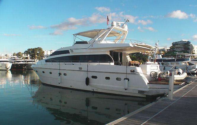 Spain - Port Vell Luxury Yacht