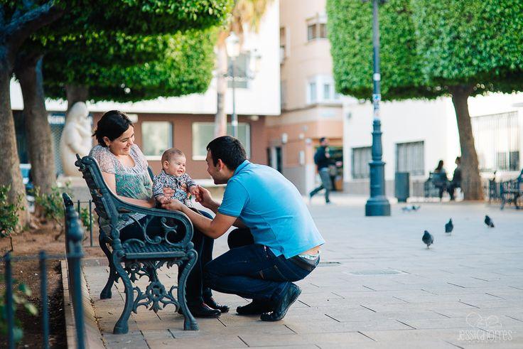 UN PASEO EN FAMILIA POR ALMERÍA {Fotografía familiar, El Ejido (Almería)}