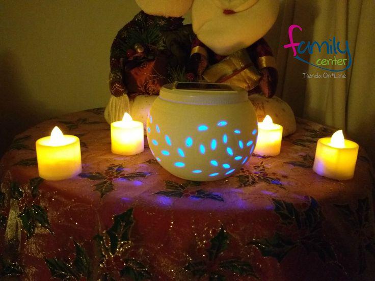 Ahora hay una nueva y segura manera de prender una vela e iluminar tu farol, hoy 7 de diciembre anímate a encenderlos en tu casa y deja que esa luz ilumine tu hogar y los corazones de todos para que abunde el amor, la paz y la alegría. Feliz día de las Velitas #navidad #familiayamigos #compartir