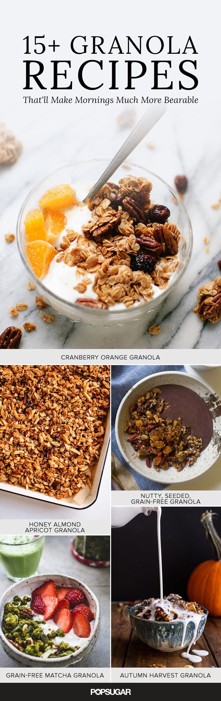 65 best images about homemade granola recipes on pinterest for Food bar 810
