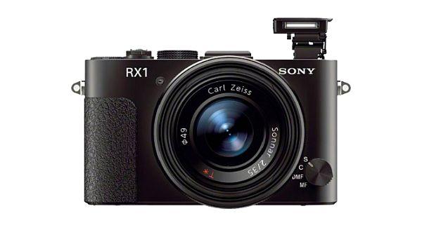 Sony DSC-RX1 začíná fotorevoluci: Plnoformátový snímač v těle kompaktu