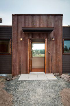 Corrugated Steel Siding Design, Pictures, Remodel, Decor and Ideas - page 46
