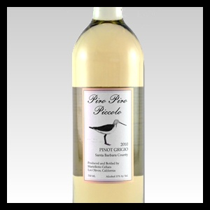 Piro Piro Piccolo Pinot Grigio is known for her whimsical sense of humor and ability to lighten up just about any situation. She's not necessarily what you would expect for her type, but she takes pride in being different and will do just about anything to see you smile. www.clubw.com #wine