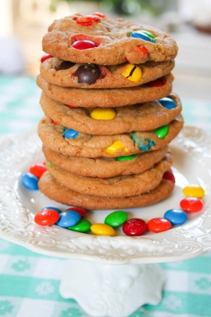M & M Cookies: Mnm Cookies Recipes, Food Drinks Desserts, Mm Cookies, M S Cookies, Mnms Cookies, M M Cookies, Cookies Hav, Food Cookies Bar, Desserts Sweet
