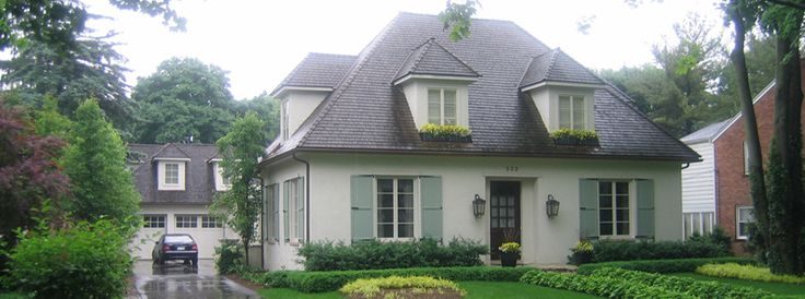 17 best images about exteriors on pinterest exterior for Definition of a cottage house