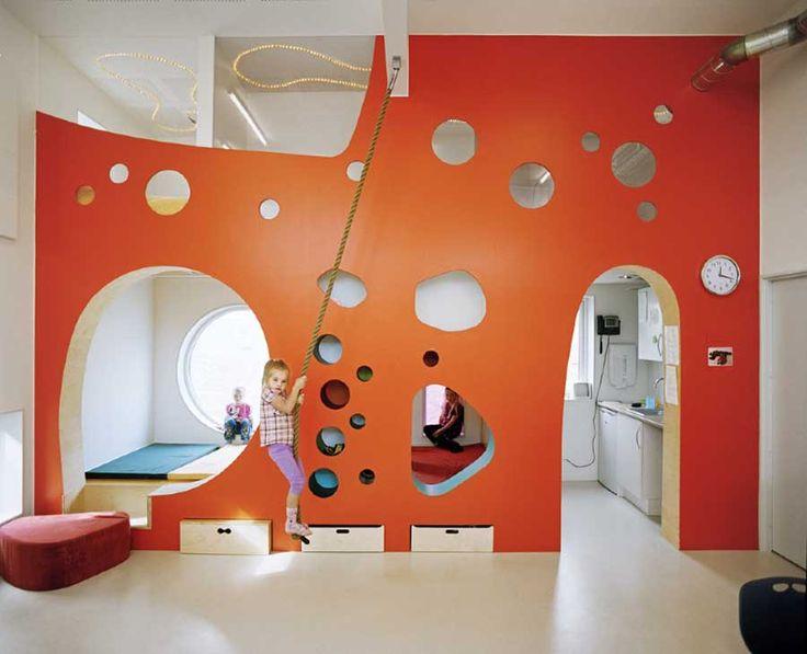 kindergarten by 70°N arkitektur