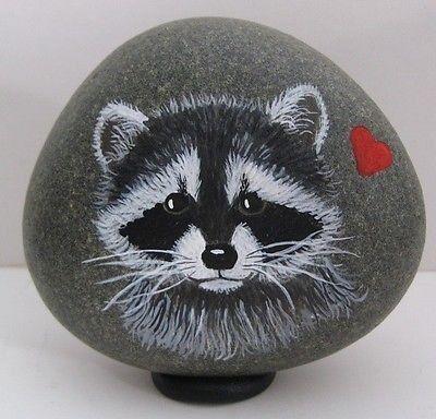 Image result for artist painted rocks
