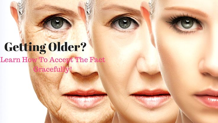 Aging is inescapable, but to grow older in a graceful manner is always the choice of an individual. Many people can't accept the fact that they are getting older, and as a result they become anxious as well as depressed, which causes major and several health deterioration.