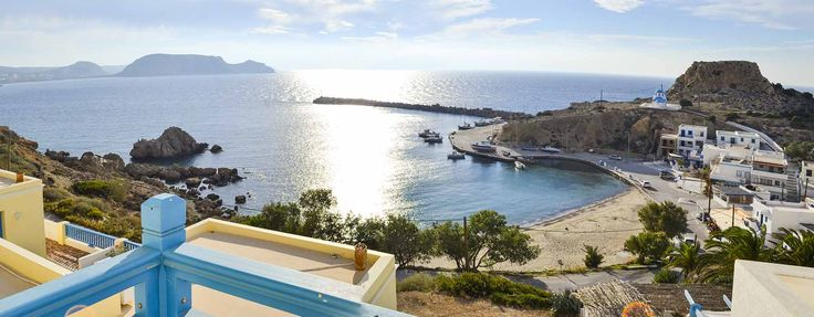 You can find us at the magnificent location of Finiki village in Karpathos, Greece