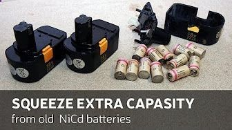 Battery Reconditioning - Battery Reconditioning - Battery Reconditioning - Battery Reconditioning - DIY: Repair Faulty NiMH Battery Instead Of Buying New One - YouTube - Save Money And NEVER Buy A New Battery Again - Save Money And NEVER Buy A New Battery Again Save Money And NEVER Buy A New Battery Again Save Money And NEVER Buy A New Battery Again #BatteryRestoreSolution