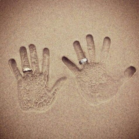 Beach Wedding ¤ Just Married
