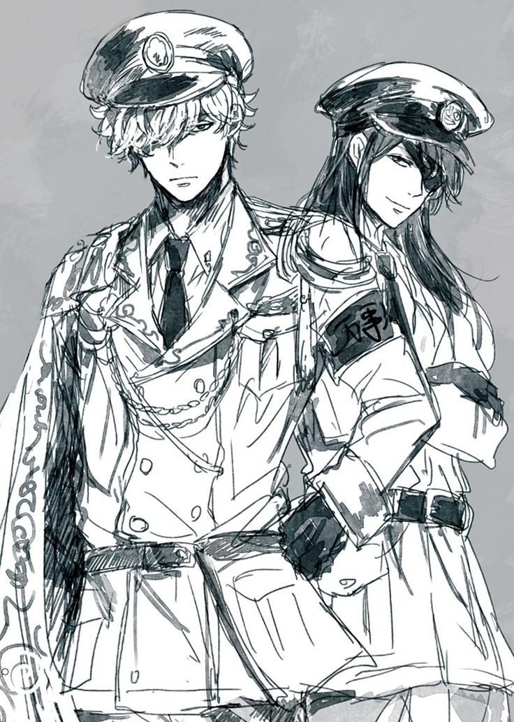 Gintama | Gintoki and Katsura