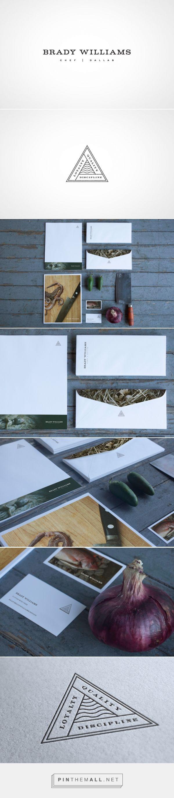 Brady Williams Branding by FoundryCo.   Fivestar Branding – Design and Branding Agency & Inspiration Gallery