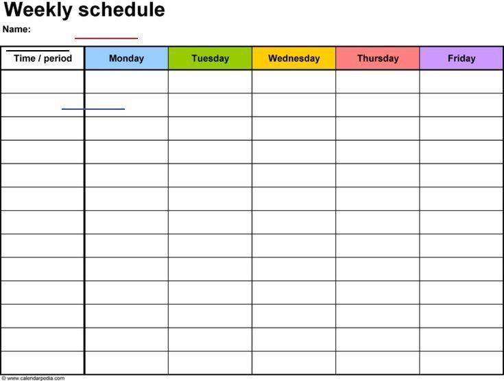 Pin On Calendar Template
