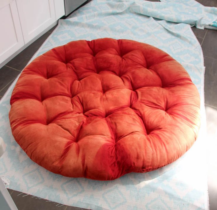 Best 25 papasan cushion ideas on pinterest papasan Papasan cushion cover
