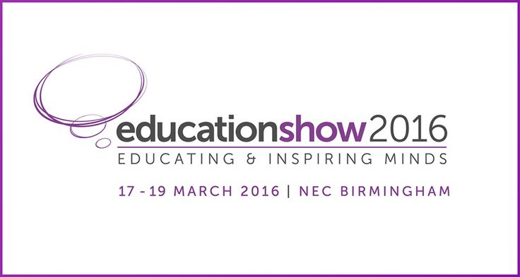 We will be at the Education Show again this year, from tomorrow! Come see us at stand: A88
