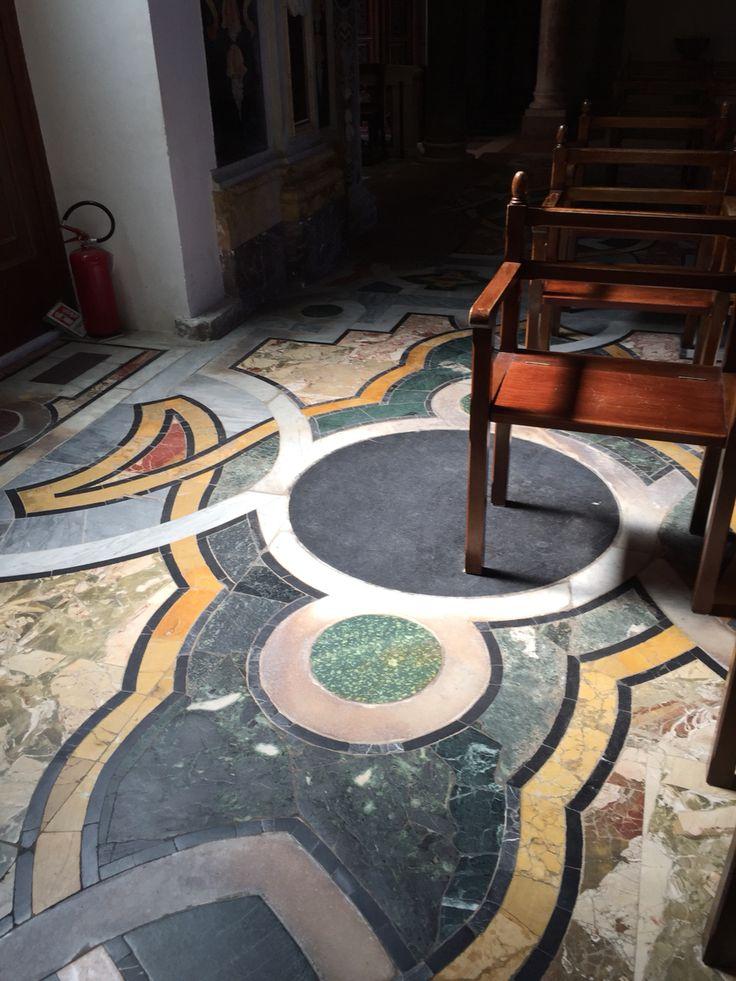 Sicilian Marble Flooring