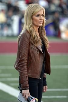 ESPN's Samantha Ponder Gets Videobombed By Creepy Dude ...