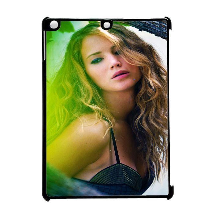 Jennifer Lawrence Sexy Pose iPad Pro 12.9 Case Dewantary