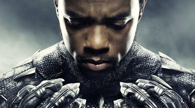 Chadwick Boseman In Black Panther Chadwick Boseman Black Panther Chadwick