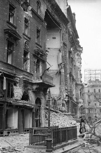 Budapest, Hungary 1956