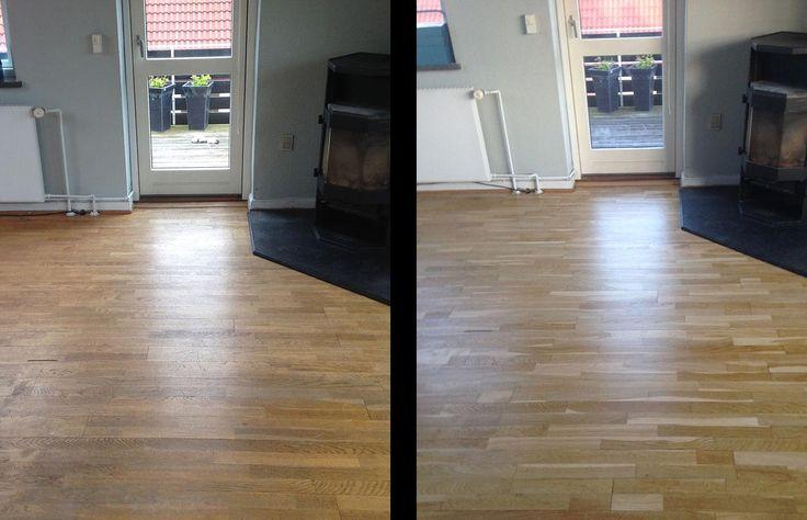Førogefter2 - Gulvservice Gulve GG Danmark - http://www.gulve-gg.dk - Plank Wooden Floor Company  København (Copenhagen)