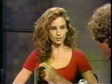 07-10-1991 Letterman Ed O'Neill, Jill Goodacre, Daniel Boulud, Tom Kenny - YouTube
