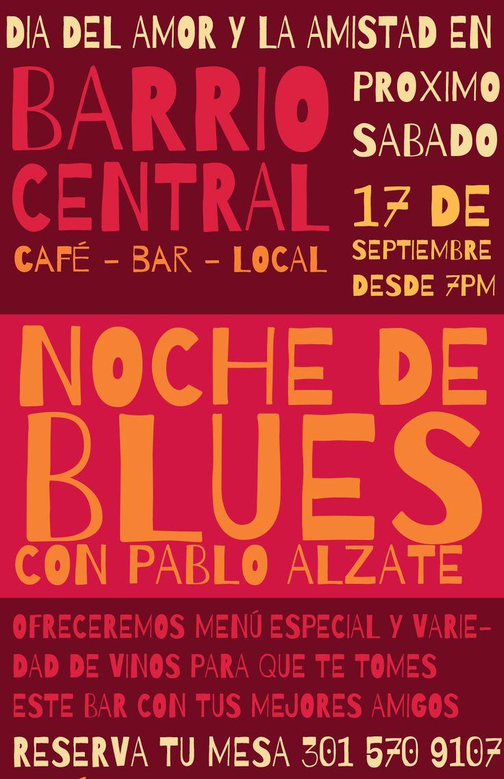 Anunciamos nuestro primer concierto en @BARrioCentralCB para celebrar el Amor y…