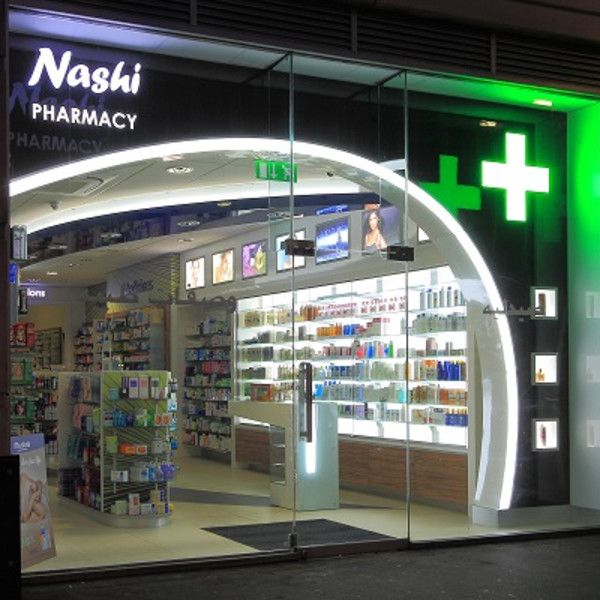 Design showcase: Nashi Pharmacy on London's Westbourne Grove - Retail Design World
