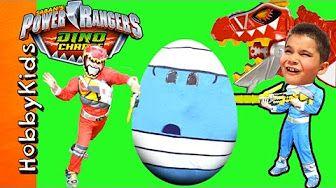 World's BIGGEST ROBOT Surprise Egg! Fighting Transformers + BEST Toys HobbyKidsTV - YouTube
