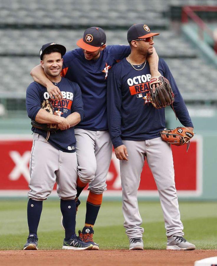 Josh Reddick returns to twohole for Astros in Game 3