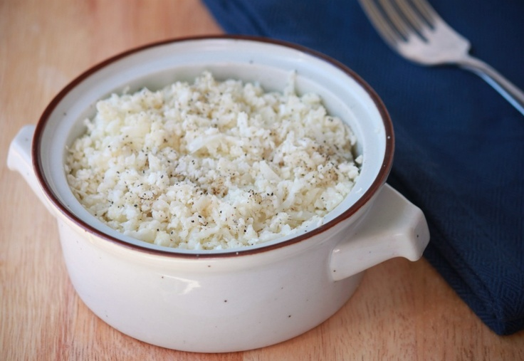 how to cook cauliflower rice in microwave