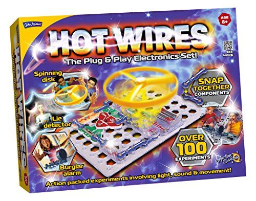 John Adams Hot Wires Electronics Kit John Adams http://www.amazon.co.uk/dp/B0006SK3WG/ref=cm_sw_r_pi_dp_Cyvtub1TYP8CQ