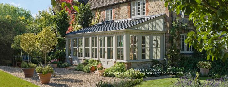 Bespoke Conservatories & Orangeries From Vale Garden Houses