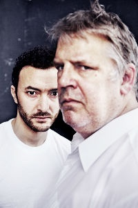 Oedipus: an adapted classic play with award winning actors Nasrdin Dchar and Jack Wouterse. www.rotheater.nl/oedipus