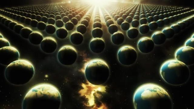 Náš vesmír je jen jediným z nekonečně mnoha světů v multivesmíru