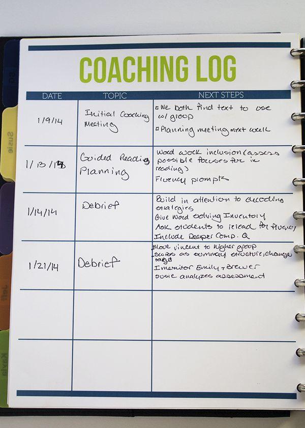 Best Instructional Coaching Images On