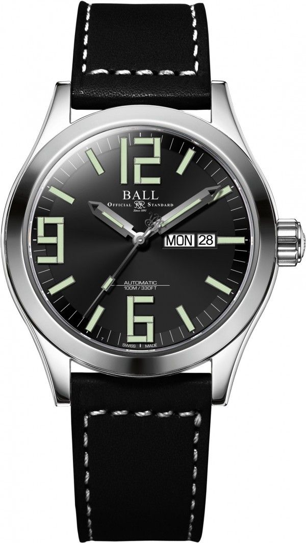 Ball Watch Engineer Ii Genesis 43mm Model Nm2028c Lbk7 Bk Erkek Kol Saatleri