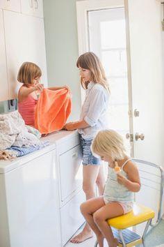 Fare il bucato senza errori: ammorbidente fai da te