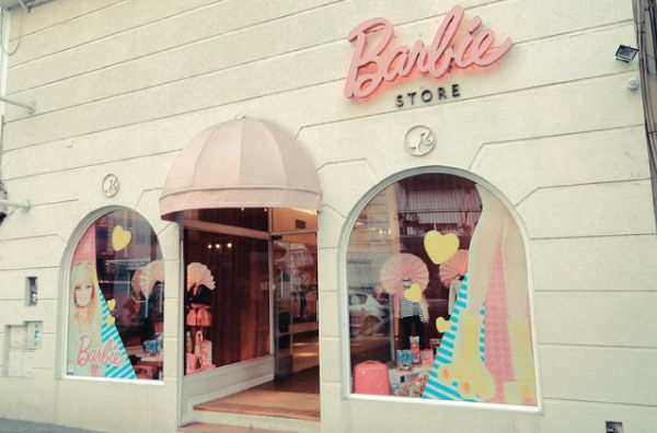 Barbie Store - Buenos Aires - Palermo
